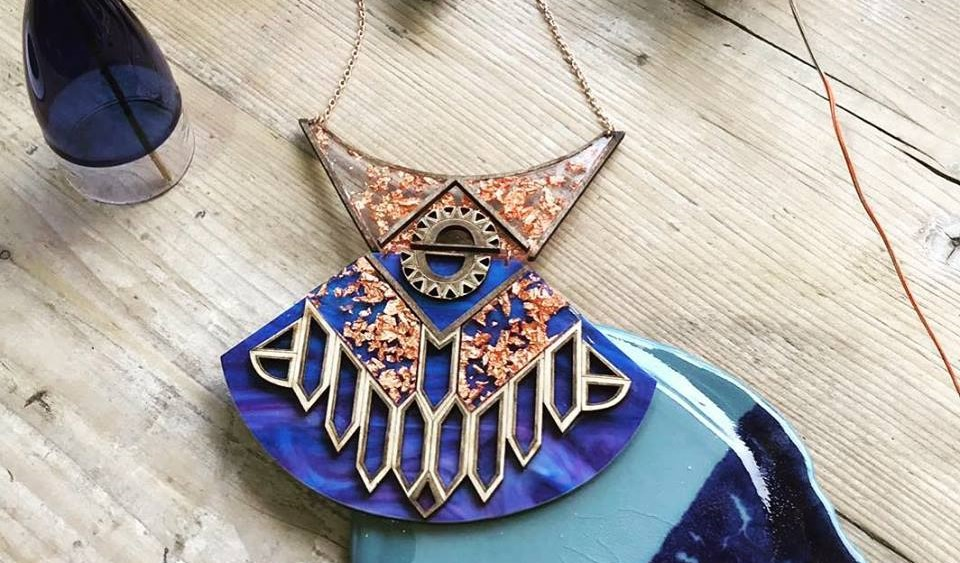 Necklace by Anisha Parmar London