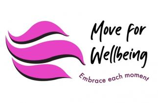 company logo for Move for Wellbeing