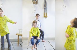 Elsie Jayne Launch New Design Yellow Top