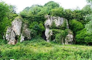 Creswell Crags Thumb